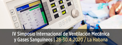IV Simposio Internacional de Ventilación Mecánica.