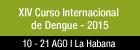 14va edición del Curso Internacional de Dengue