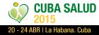 Convención Internacional de Salud, Cuba–Salud 2015