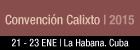 Convención Científica Calixto 2015.