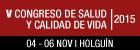 """V Congreso  Internacional """"Salud y Calidad de Vida"""""""